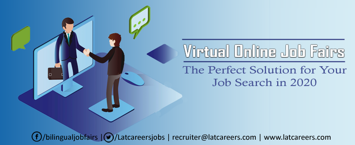 Virtual Online Job Fairs