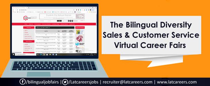 Virtual Online Job Fairs